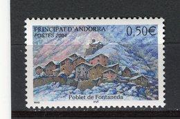 ANDORRE - Y&T N° 597** - MNH - Village De Fontaneda - Ungebraucht