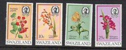 SWAZILAND - 1971 - FLEURS - FLOWERS - - Swaziland (1968-...)