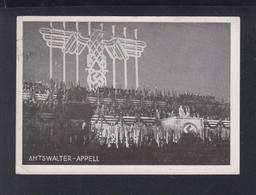 Dt. Reich AK Hitler Amtswalter-Appell Reichsparteitag 1934 (2) - Weltkrieg 1939-45