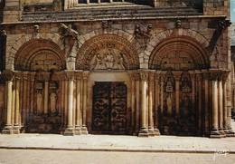 22 Dinan Les Trois Porches De La Basilique (2 Scans) - Dinan