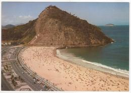 °°° 13761 - BRASIL - RIO DE JANEIRO- PRAIA DO LEME - 1978 With Stamps °°° - Rio De Janeiro