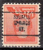 USA Precancel Vorausentwertung Preo, Locals Kentucky, Russell Springs 707 - Vereinigte Staaten