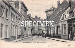 Rue De L'Hopital -  Poperinge - Poperinge