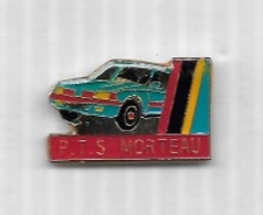 Pin' S  Ville, Sport  Automobile  Peugeot  205 ?, RALLYE  P T S  MORTEAU  ( 25 ) - Rallye