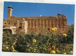 PALESTINE - AK 360756 Hebron - Höhle Machpela - Palestine