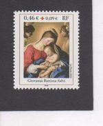 """FRANCE : Art - Peinture -""""Le Sommeil De L'Enfant Jésus"""" De Giovanni Battista Salvi - Madones - Peinture Religieuse - - France"""