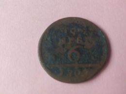 6 Tornesi 1803 - Regional Coins