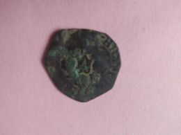 1 Tornese 1609 Filippo III° - Monete Regionali