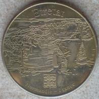 1 Médaille De Collection France En Métal  ETRETAT - Tourist
