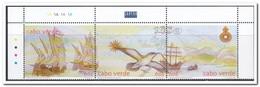 Kaap Verde 2010, Postfris MNH, Ship, Birds - Kaapverdische Eilanden