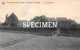 Pensionnat Des Soeurs De Charité : Vue D'ensemble -  Pervyse - Diksmuide