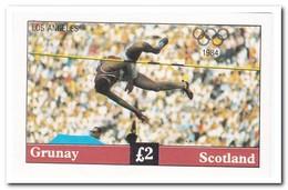 Grunay 1984, Postfris MNH, Olympic Games - Schotland