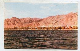 PALESTINE - AK 360780 Jericho - The Dead Sea - Palestine