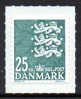 Danemark Danmark 1610 Série Courante , Lion - Francobolli