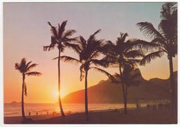 °°° 13766 - BRASIL - RIO DE JANEIRO - PRAIA DE LEBLON - 1973 °°° - Rio De Janeiro