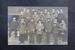 FRANCE - Carte Postale Photo - Groupe De Personnages En Uniformes  - L 40995 - Postcards