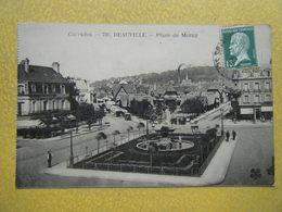DEAUVILLE. La Place Morny. - Deauville