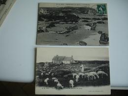 Lot De  5 Carte Cap Gris Nez Semaphore Recifs Moutons - Autres Communes