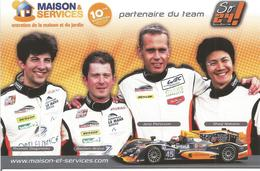 """CP AUTOMOBILE """" EUROPEAN LE MANS SERIES - TEAM SO 24 LMP2 - Le Mans"""