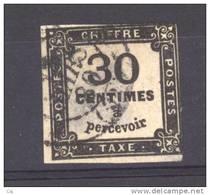 France  -  Taxes  :  Yv  6  (o)                 ,      N3 - Segnatasse