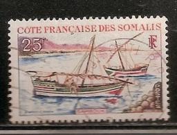 COTE FRANCAISE DES SOMALIS OBLITERE - Côte Française Des Somalis (1894-1967)