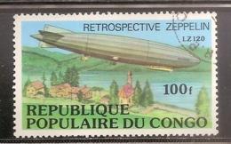 CONGO OBLITERE - Oblitérés