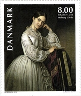 Danemark Danmark 1688 Actrice De Théâtre - Famous Ladies
