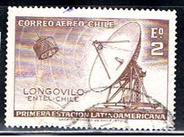 CHILI 382 // YVERT 255 // 1969-71 - Chile