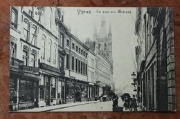YPRES - LA RUE AU BEURRE - Ieper
