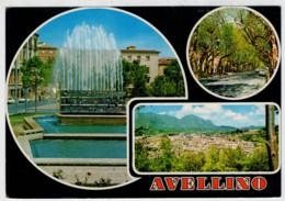 AVELLINO   VEDUTE        (VIAGGIATA) - Avellino