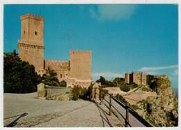 ERICE  (TP)    BALIO  E  CASTELLO  DI  VENERE             (VIAGGIATA) - Italia