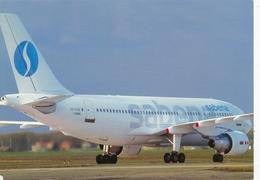 CP - Avion - Vliegtuig - Sabena - Airbus A310-222 - OO-SCB - Aviazione