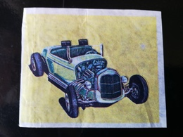 HOT ROD BUBBLE GUM WAX WRAPPERS - Other