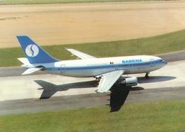 CP - Avion - Vliegtuig - Sabena - Airbus A310-300 - OO-SCC - Aviation