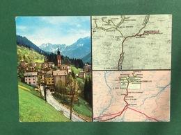 Cartolina Maggio Mt. 800 - Valsassina - 1955 - Bergamo