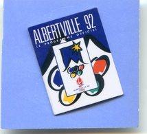 Jeux Olympiques - Albertville 92 - Le Programme Officiel - Jeux Olympiques