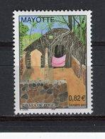 MAYOTTE - Y&T N° 147** - MNH - La Ziyara De Polé - Airmail