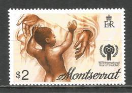 Aitutaki 1979 Mint Stamp MNH (**)  Religion - Montserrat