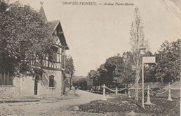 Essonne. Draveil -Vigneux Avenue Pierre Marin - Draveil