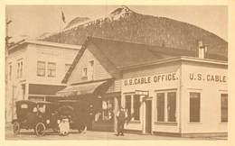 PIE.T.19-9731 : ALASKA. CARTE MODERNE. - Etats-Unis