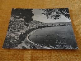 CARTOLINA NAPOLI-PANORAMA-VIAGGIATA 1959 CON ANNULLO PUBBLICITARIO ELIVIE - Napoli