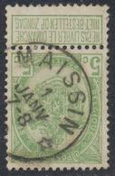 """Armoiries - N°83 Obl Relais """"Maissin"""" - 1893-1907 Armarios"""