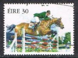 Ireland SG1159 1998 Equestrian Sports 30p Good/fine Used [15/14586/4D] - 1949-... Republic Of Ireland