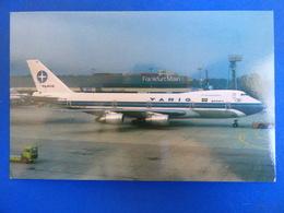 VARIG  B 747 200   PP VNB - 1946-....: Ere Moderne
