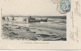 Egypte - Alexandrie : Le Vieux Port. - Alexandrie