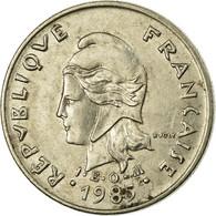 Monnaie, French Polynesia, 10 Francs, 1985, Paris, TB+, Nickel, KM:8 - Polynésie Française