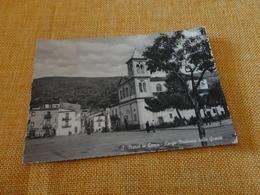 CARTOLINA S.,ARCO IN LAMIS-LARGO MADONNA DELLE GRAZIE-VIAGG.ANNI 50-60- - Foggia