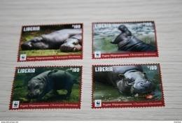 WWF 2016 Liberia  Fauna - W.W.F.