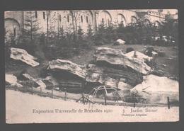 Brussel / Bruxelles - L'Exposition Universelle De Bruxelles 1910 - Jardin Suisse - Expositions Universelles