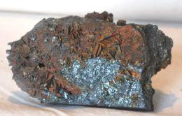 678/3 - EMATITE XX - ISOLA D'ELBA - Mm. 100x60 - Gr. 520 - Minerali